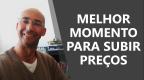 COMO SUBIR OS PREÇOS SEM PERDER CLIENTES