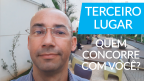 DROPS DE SABER: TERCEIRO LUGAR